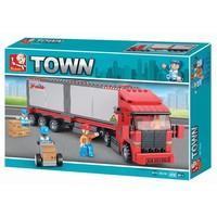 Container transporter Sluban 345 stuks