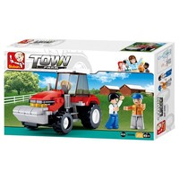 Tractor Sluban 102 stuks