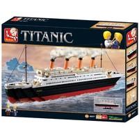 Titanic groot Sluban 1012 stuks