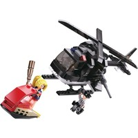 Politie helikopter Sluban 221 stuks