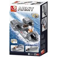 Speedboot 3-in-1 Sluban 101 stuks