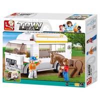 Paardentransport Sluban 170 stuks