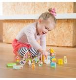 New Classic Toys Bouwblokken Boerderij New Classic Toys
