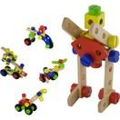 Viga Toys Constructie set Viga Toys 48-delig
