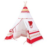 Tipi Tent Lelin 120x120x160 cm