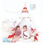Lelin Tipi Tent Lelin 120x120x160 cm
