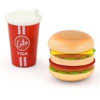 Speelset Hamburger Viga Toys