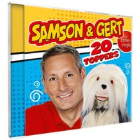 Samson & Gert CD - 20 toppers