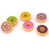 Speelset Donuts Viga Toys 6-delig