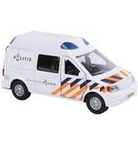 Kids Globe Auto pb Kids Globe politie + licht/geluid