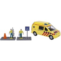 Auto pb Kids Globe ambulance met accessoires