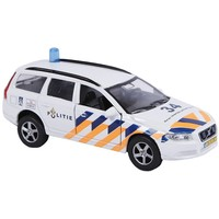 Auto pb Kids Globe Volvo V70 politie + licht/geluid