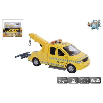 Kids Globe Auto pb Kids Globe afsleepwagen + licht/geluid