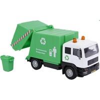 Auto pb Kids Globe vuilniswagen + licht/geluid