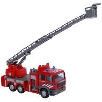 Auto pb Kids Globe brandweer + licht/geluid