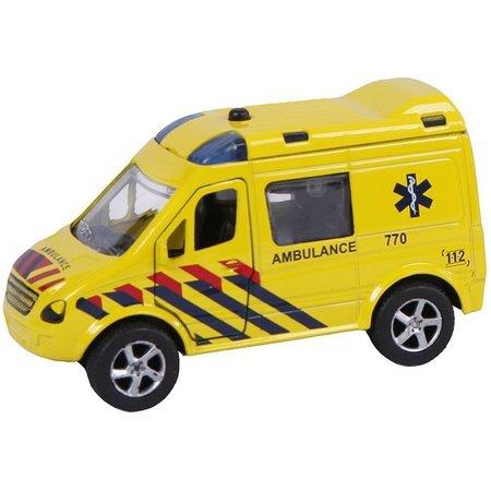 2-Play Auto pb 2-Play ambulance + licht/geluid