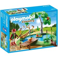 Visvijver Playmobil