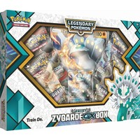 Pokemon Gx Box: Shiny Zygarde