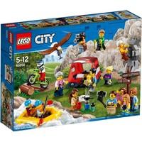 Personenpakket buitenavonturen Lego
