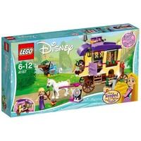 Rapunzel`s caravan Lego