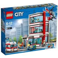 Ziekenhuis Lego