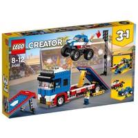 Mobiele stuntshow Lego