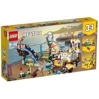 Piratenachtbaan Lego