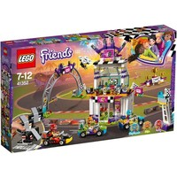 De grote racedag Lego