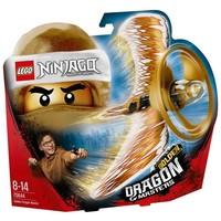 Gouden drakenmeester Lego