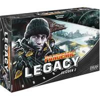 Pandemic Legacy Seizoen 2 - Black