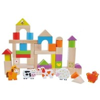 Blokken hout Simply for Kids