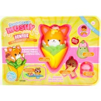 Squishy Smooshy Mushy Plastic Bento Box: Vos