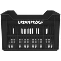 Fietskrat Urban Proof 40x30x25 cm/30 liter zwart