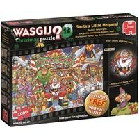 Puzzel Wasgij Christmas 14: 1000 stukjes