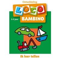 Ik leer tellen Loco Bambino