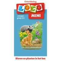 Dieren en planten in het bos Loco Mini