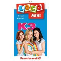 Puzzelen met K3 Loco Mini