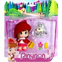 Sprookjesfiguur Pinypon: Roodkapje