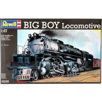 Big Boy Lokomotief Revell: schaal 1:87