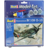 Model Set Messerschmitt Bf-109 Revell: schaal 1:72