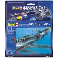 Model Set Spitfire Mk V Revell: schaal 1:72