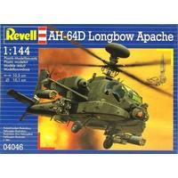 AH-64D Longbow Apache Revell: schaal 1:144