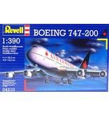 Revell Aircraft Boeing 747-200 Revell: schaal 1:390