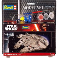 Model Set Millennium Falcon Revell: schaal 1:241