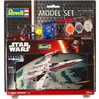 Model Set X-wing Fighter Revell: schaal 1:112