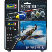 Model Set Spitfire Mk.IIa Revell: schaal 1:72