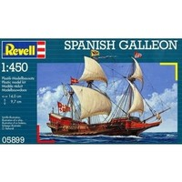 Spanish Galleon Revell: schaal 1:450
