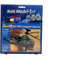 Model Set AH-64D Longbow Apache Revell: schaal 1:144