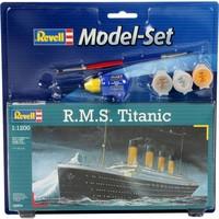Model Set R.M.S. Titanic Revell: schaal 1:1200