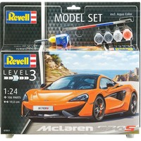 Model Set McLaren 570S Revell: schaal 1:24